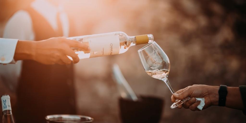 Bedrijfsuitje Emmen wijn ermerstrand